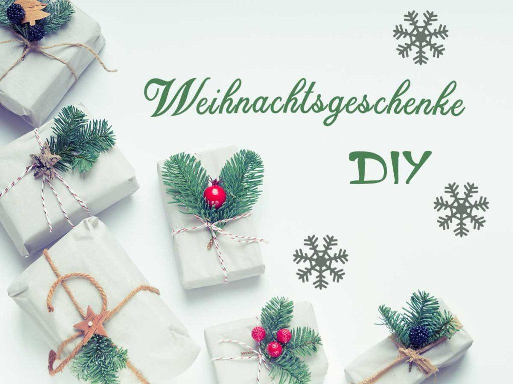 Ho, Ho, Ho: Weihnachtsgeschenke zum Selbermachen