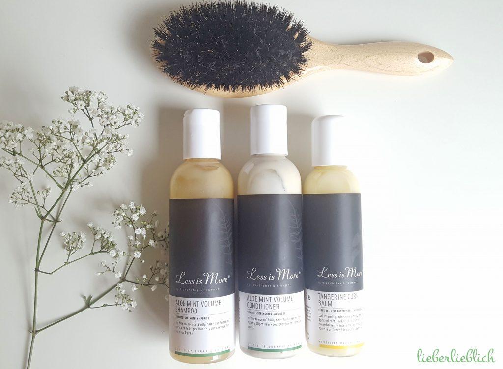 Tipps zur Haarpflege *Produktplatzierung